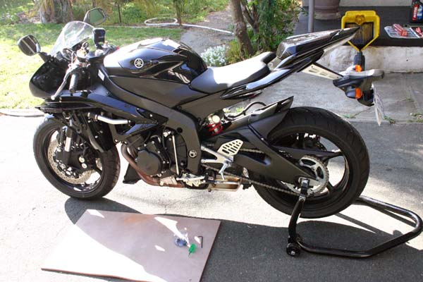 Suzuki Step  Fairings